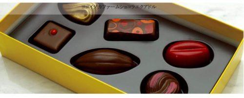 トシヨロイヅカ ボンボン チョコ