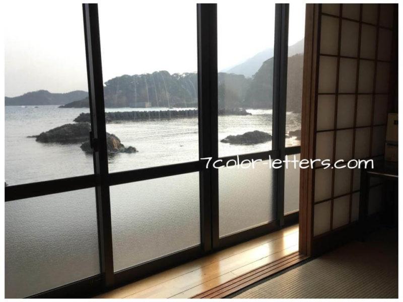 島根 ことぶき荘 日本海